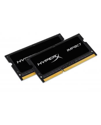 KINGSTON HyperX SODIMM DDR3 8GB HX316LS9IBK2/8