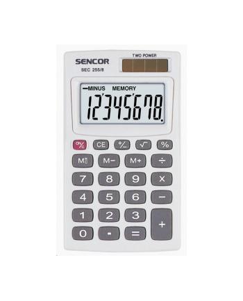 Kalkulator SENCOR - SEC 255/8