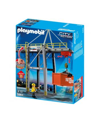PLAYMOBIL Elektryczny dźwig
