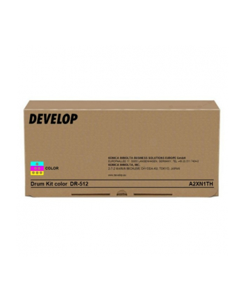 Bęben Kolor Develop ineo +224e/+284e/+364e/+454e/+554e DR-512 Y/M/C