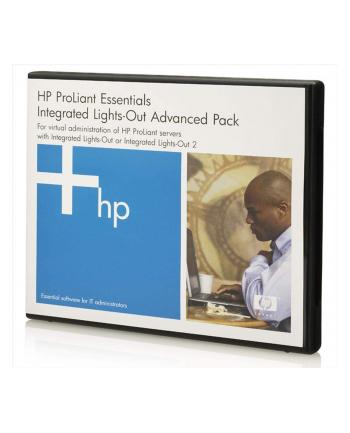 HP iLO Adv incl 3yr TS U E-LTU