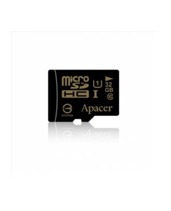 PAMIĘĆ APACER MICRO SDHC 32 GB CLASS 10 UHS-1 +ADAPTER SD