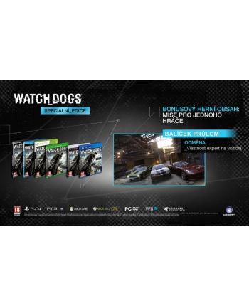 Ubisoft XBOX ONE Watch Dogs - Edycja Specjalna