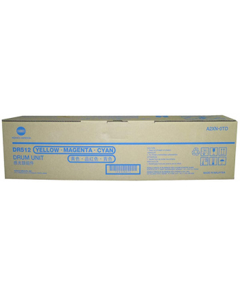 Bęben kolor DR-512 Y/M/C Konica Minolta do bh C224/284/364/454/554