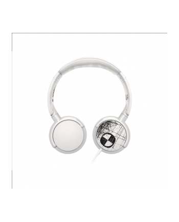 Philips SHO4300WT O'Neill On-ear headphones White