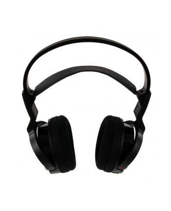 Sony headphones MDR-RF811RK Closed, Wireless, 100m range, 40mm driver unit, closed type, AC power adaptor, rechargeable/AAA batteries