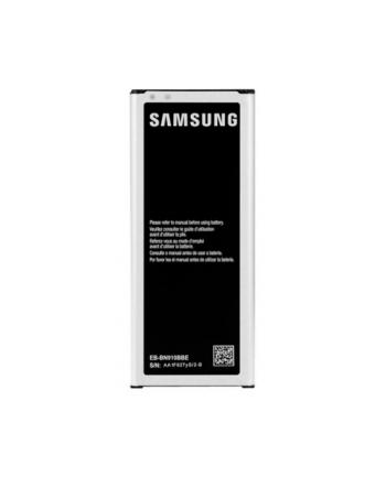 Samsung Galaxy Note 4 Battery black
