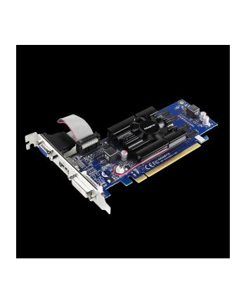 GIGABYTE GV-N210D3-1GI / GeForce 210 / PCI-E 2.0 / 1GB DDR3 / 64-bit / Core 520 MHz / Memo 1200 MHz / HDMI / DVI-I / D-Sub