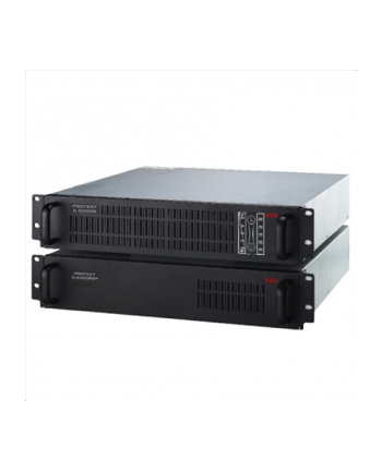AEG UPS Protect C. R 3000 / Rack / 3000VA/2100W / Online, Double-Conversion/ 1x IEC C13, 1x IEC C19/ Battery protected/ Fax, network line protection / USB / RS232 / Slot for Extension Cards / Automatic Voltage Regulation / CompuWatch Software for Win