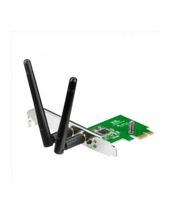 Karta sieciowa ASUS PCE-N15 Wi-Fi PCI-E N300 2xRSMA