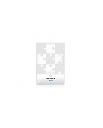 A-DATA 500GB USB3.0 Portable Hard Drive HV620 (2.5''), White color box