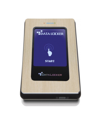 Datalocker DL3 1TB USB3 PIN Authenticated 256-bit AES Encrypted HDD, USB 3.0