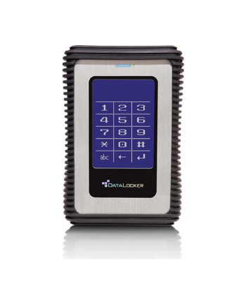 Datalocker DL3 500GB 256bit AES Pin Protected & Encrypted HDD, USB 3.0