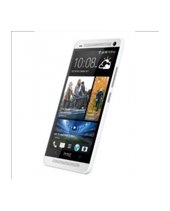 Melkco Ultra Thin Air 0.4 PP Cases for HTC One Max + screen protector (White)