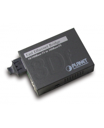 PLANET ( FT-802 ) Konwerter 10/100Base T <=> 100Base FX / SC / Multi-Mode / Max. 2 km /