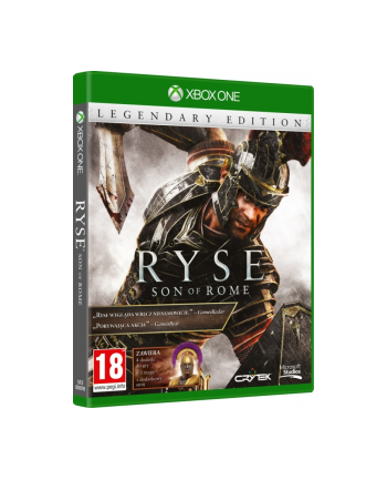Xbox One Ryse Son of Rome Legendary Edition