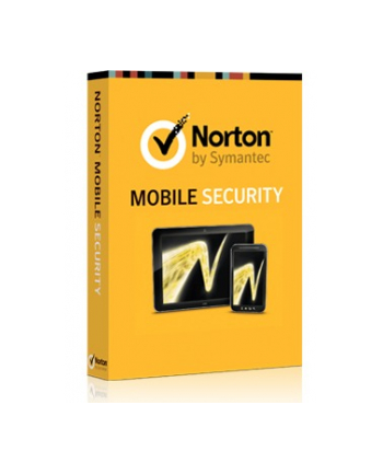 Symantec NORTON MOBILE SECURITY 3.0 GE 1 USER CARD MMM