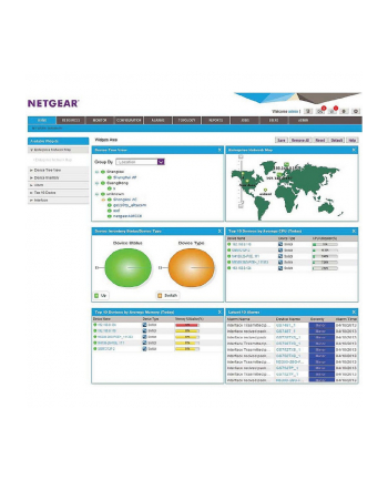 Netgear ProSafe Network Management System 200-Device Elec License (NMS300)