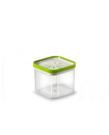QUISELLE Pojemnik hermetyczny 11x11x9cm zielony