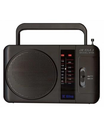 Eltra Radio TOLA Czarny