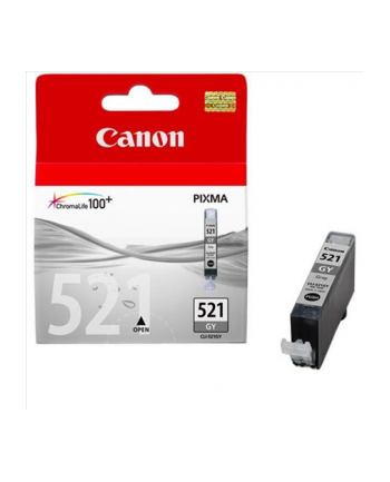 Tusz Canon CLI521GY grey | MP980