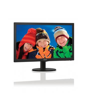 Philips 223V5LHSB 21.5' LED HDMI Czarny