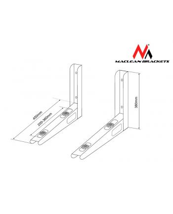 Maclean Uchwyt wspornik MC-621 klimatyzatora 100kg