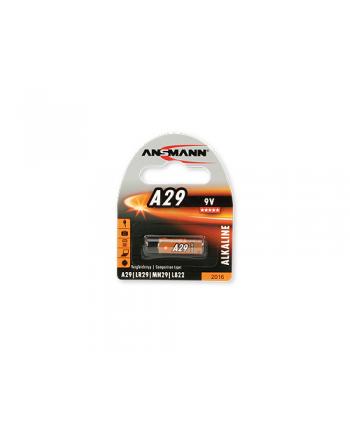 Ansmann Bateria alkaliczna 9V A29