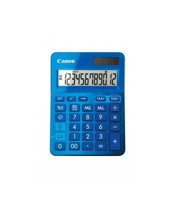 Canon Kalkulator LS-123K-Metallic BLUE