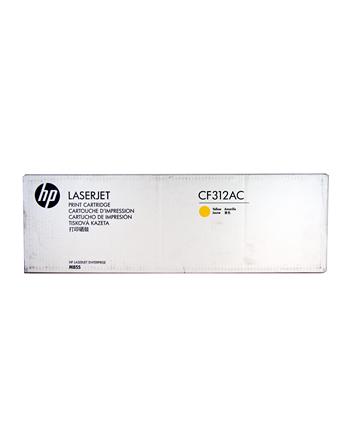 HEWLETT PACKARD - SUP HP 826A Yellow LJ Toner Cart, CF312AC - CONTRACT