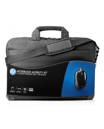 HP Notebook Mobility Kit (16'') - taška + USB myš - BAG