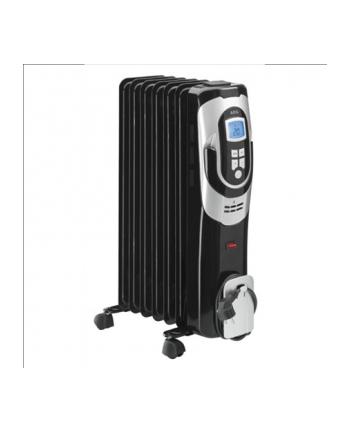 AEG RA 5587 Oil Radiator,  7-fin oil radiator, 3 power levels, 1500 W, Black