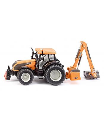 SIKU Traktor z kosiarką na wysięgniku