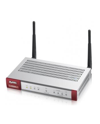 ZyXEL USG40W Firewall 4xGbE N300 1y IDP AV AS CF