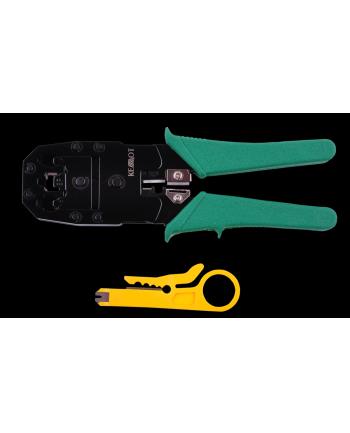 Zaciskarka wtyków 4P-6P-8P KS-315 KEMOT NAR0051