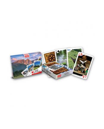 TREFL Karty 55 List. Tatry