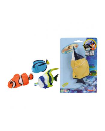 SIMBA Rybki Tropikalne z gumy