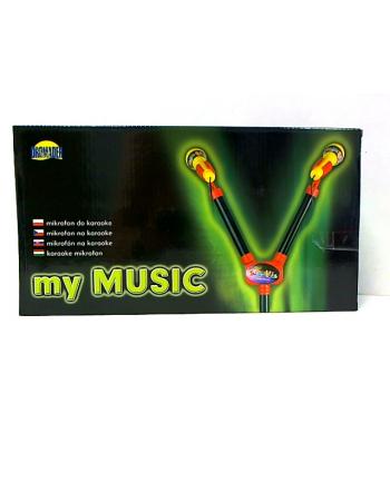 DROMADER My Music Mikrofon Stojący