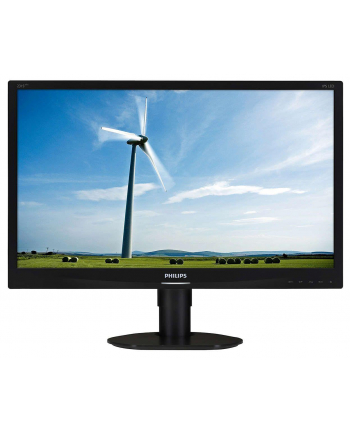 Monitor Philips LED 23'' 231S4QCB FHD, VGA, DVI-D, VESA