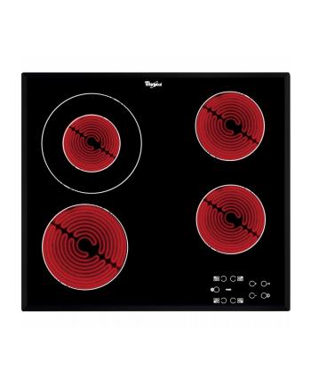 Płyta Ceramiczna 4-polowa Whirlpool AKT 8130 BA  (Czarny)