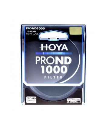HOYA FILTR SZARY PRO ND 1000 52 MM