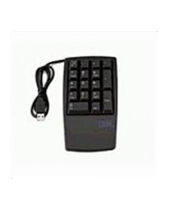 USB 17-Key Business Black Numeric Keypad