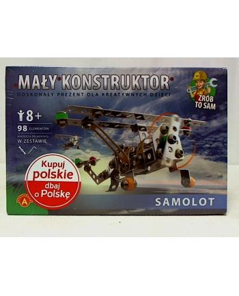 ALEXANDER Mały konstruktor Samolot