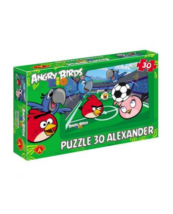 ALEXANDER Puzzle 30 EL. Angry Birds Rio