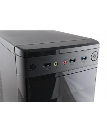 MODECOM Obudowa STEP 3 ,  USB 3.0   z zas. Logic 600