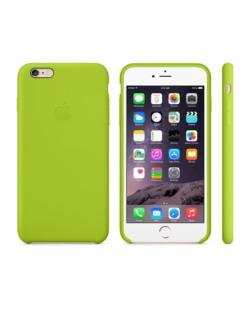 Apple iPhone 6 Plus Silicone Case Green