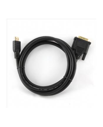 KABEL HDMI(M)->DVI-D(M)(18+1) 0.5M SINGLE LINK GOLD GEMBIRD