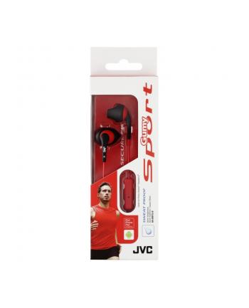 JVC Słuchawki sportowe HA-ENR15-B