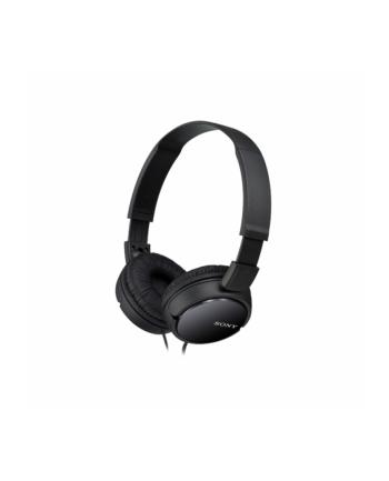 Sony Słuchawki nauszne skladane ZX  czarne