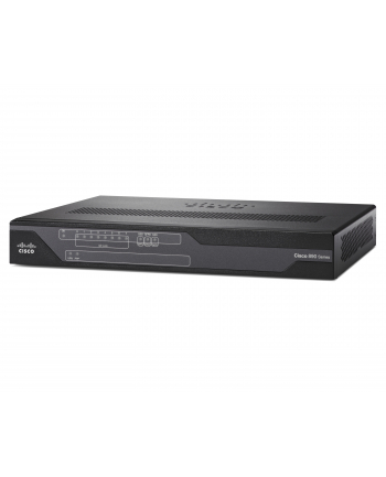 Cisco Systems Cisco 892FSP 1 GE and 1GE/SFP High Perf Security Router